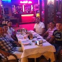 8/27/2013 tarihinde Acar Ü.ziyaretçi tarafından Angels Restaurant & Bar'de çekilen fotoğraf
