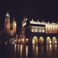 Foto tirada no(a) Rynek Główny por Gonzalo R. em 11/1/2012