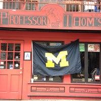 11/24/2012 tarihinde Jason S.ziyaretçi tarafından Professor Thom's'de çekilen fotoğraf