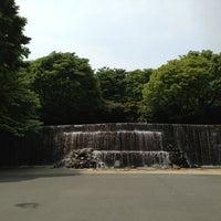 4/29/2013にMihhail S.が新宿中央公園で撮った写真