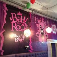Снимок сделан в BabyRock пользователем Екатерина К. 4/17/2013