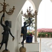 Снимок сделан в Hotel Palazzo Avino пользователем Tom C. 9/26/2017