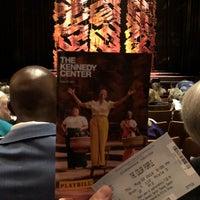 8/3/2018 tarihinde Scott B.ziyaretçi tarafından John F. Kennedy Center Eisenhower Theatre'de çekilen fotoğraf