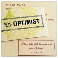 Das Foto wurde bei The Optimist von Kim N. am 4/10/2013 aufgenommen