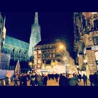 12/21/2012 tarihinde Gideon Y.ziyaretçi tarafından Aziz Stephan Katedrali'de çekilen fotoğraf