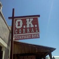 9/3/2011 tarihinde Steve P.ziyaretçi tarafından O.K. Corral'de çekilen fotoğraf