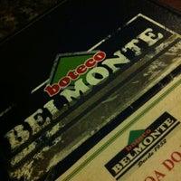 Foto tirada no(a) Boteco Belmonte por Sergio G. em 8/11/2012