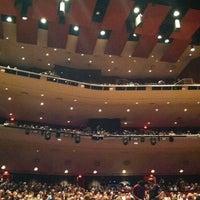 Photo prise au San Diego Civic Theatre par Linsey F. le9/24/2011