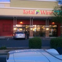 Photo taken at Total Wine & More by Morgan M. on 10/11/2011