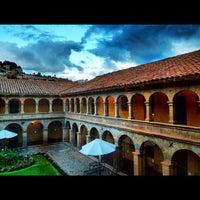 4/10/2012にMiguel Angel R.がBelmond Hotel Monasterioで撮った写真