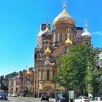 Снимок сделан в Успенское подворье монастыря Оптина пустынь пользователем Виталик * Б. 8/28/2012