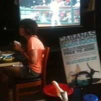 8/7/2011にCourt RoseがCabanas Beach Bar and Grillで撮った写真