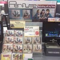 8/13/2012에 bakushi2300님이 TOWER RECORDS あべのHoop店에서 찍은 사진