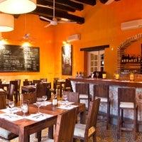 Foto tirada no(a) Restaurante Salou Cartagena por Juanma R. em 4/18/2012