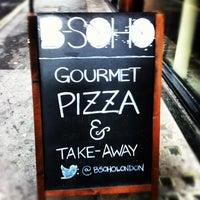 Foto diambil di B-Soho Cocktail Bar & Pizzeria oleh marika s. pada 9/10/2012