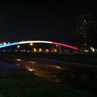 9/19/2011 tarihinde Frank T.ziyaretçi tarafından Puente Peatonal Condell'de çekilen fotoğraf