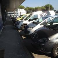 Foto scattata a Parcheggio Via Sassonia da Namer M. il 7/25/2012