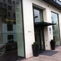 Photo prise au Hotel Miró par Leo M. le7/30/2011
