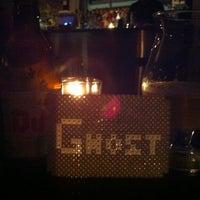 7/6/2012 tarihinde Dali's D.ziyaretçi tarafından Ghost'de çekilen fotoğraf