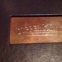 Photo prise au Copper Canyon Grill par Antoine D. le6/2/2012