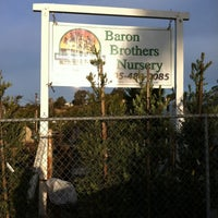 Photo Taken At Baron Brothers Nursery By Janel S On 4 2017