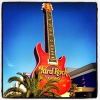 Das Foto wurde bei Hard Rock Hotel & Casino Biloxi von Rob am 4/29/2012 aufgenommen