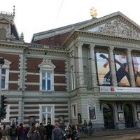 Das Foto wurde bei Het Concertgebouw von Osman Emir Bayman am 7/20/2012 aufgenommen