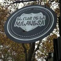 5/26/2012에 Carmela P.님이 El Club de la Milanesa에서 찍은 사진