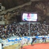 Das Foto wurde bei NK Rijeka - Stadion Kantrida von Ronald M. am 9/1/2012 aufgenommen