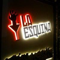 Снимок сделан в La Esquina пользователем Leandro R. 4/14/2012
