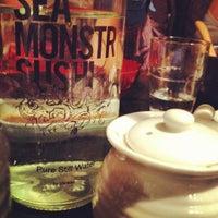 8/9/2012 tarihinde Tommasoziyaretçi tarafından Sea Monstr Sushi'de çekilen fotoğraf