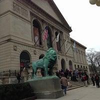 Das Foto wurde bei The Art Institute of Chicago von Marilena C. am 4/15/2013 aufgenommen