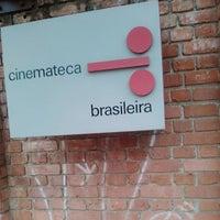 Снимок сделан в Cinemateca Brasileira пользователем Marcelinho O. 7/17/2013