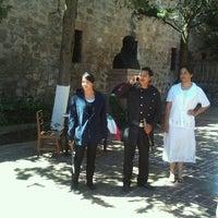 Снимок сделан в Casa Natal de Morelos пользователем Getzy L. 10/6/2012