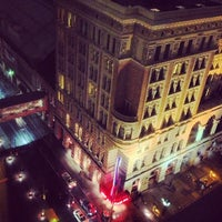 2/8/2013 tarihinde Kate T.ziyaretçi tarafından Loews Philadelphia Hotel'de çekilen fotoğraf