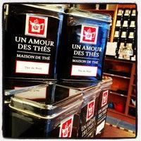 Un Amour des Thés - Tea Room in Outremont