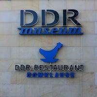 รูปภาพถ่ายที่ DDR Museum โดย Trevor A. เมื่อ 7/20/2013
