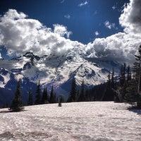 Das Foto wurde bei Mount Rainier National Park von Anthony C. am 6/29/2013 aufgenommen