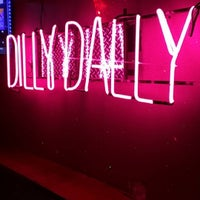Photo taken at Dilly Dally Lounge by Cristopher on 1/3/2016