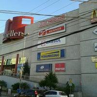 6/7/2013 tarihinde Marcelo A.ziyaretçi tarafından Shopping Mueller'de çekilen fotoğraf