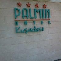 Foto tirada no(a) Palmin Hotel por Esra A. em 3/2/2013