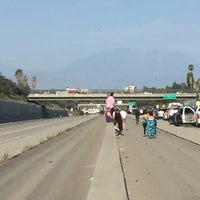 210 FWY At Mountain Ave - Road