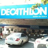 Foto tirada no(a) Decathlon por Rodrigo P. em 3/9/2013