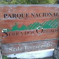 Foto tirada no(a) Parque Nacional da Serra dos Órgãos por Dani M. em 7/13/2013
