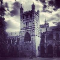 5/3/2013에 Darren W.님이 Exeter Cathedral에서 찍은 사진