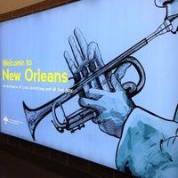 Foto scattata a Louis Armstrong New Orleans International Airport (MSY) da David K. il 3/10/2013