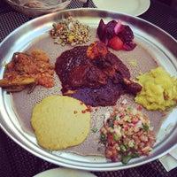 5/21/2013에 Ngoc N.님이 Ras Dashen Ethiopian Restaurant에서 찍은 사진