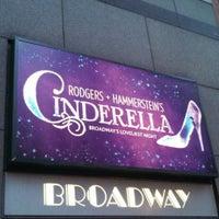 Foto tirada no(a) Cinderella on Broadway por Monet F. em 4/4/2013