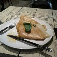 Das Foto wurde bei Café Rue 52 von Nate C. am 10/20/2012 aufgenommen