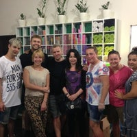Снимок сделан в City Hair пользователем Leonid 7/6/2013